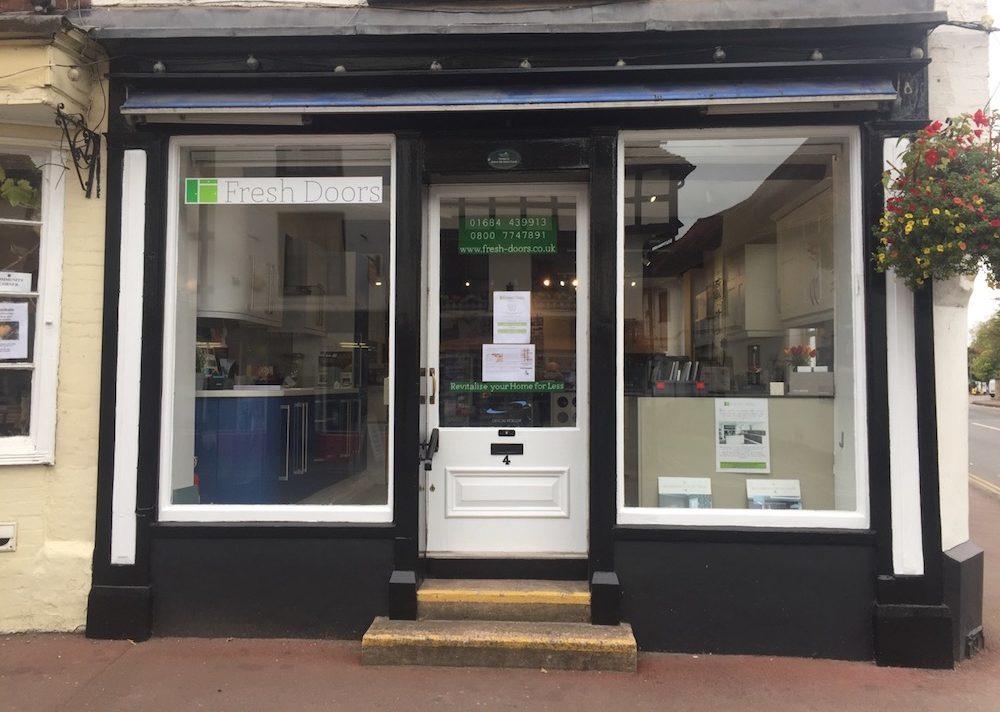 Fresh Doors showroom Upton-upon-Severn